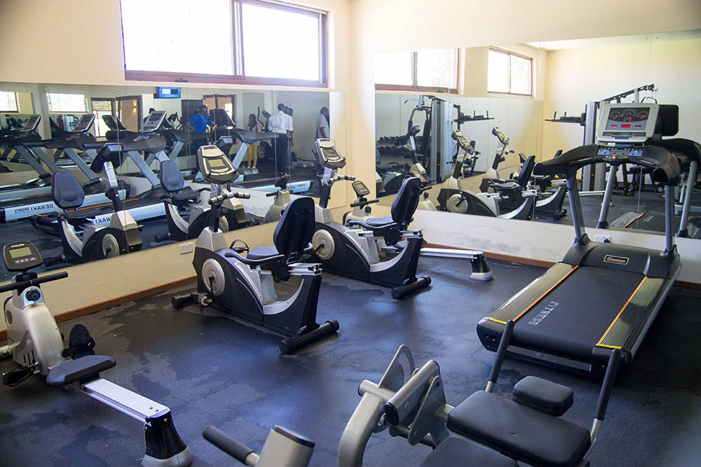 Panari Resort_gym