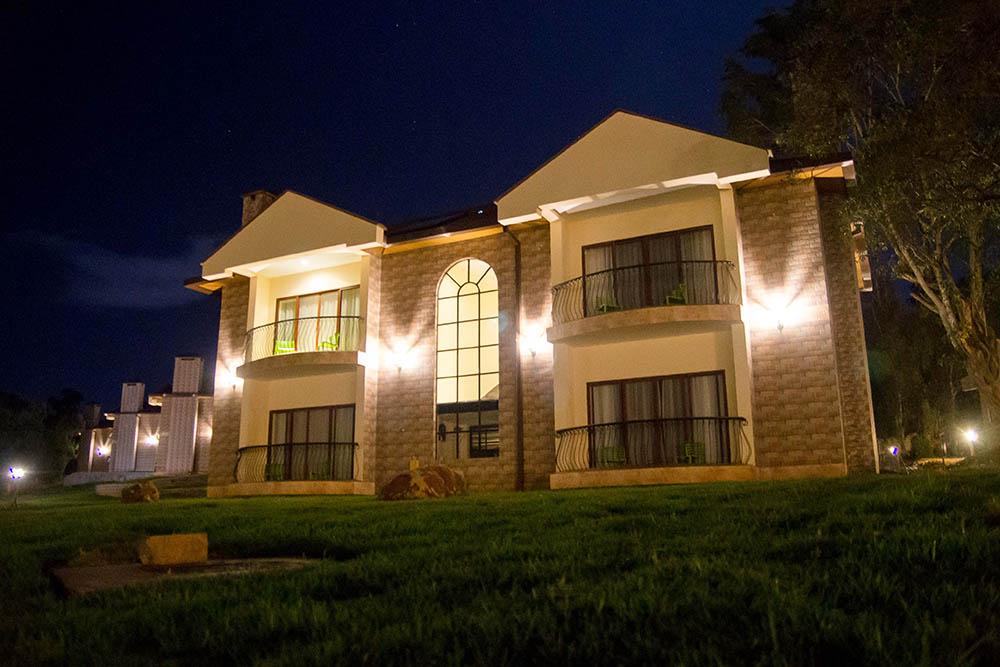 Panari Resort_resort by night 2
