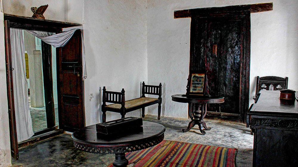 Lamu Museum_bedroom