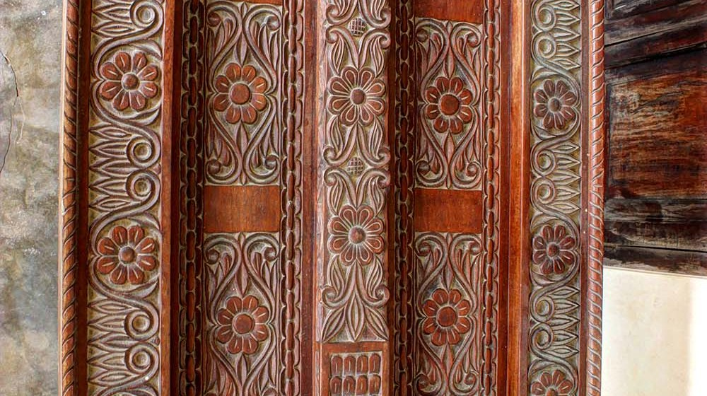 Lamu Museum_carved door
