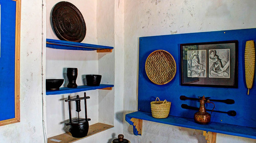 Lamu Museum_kitchen utensils
