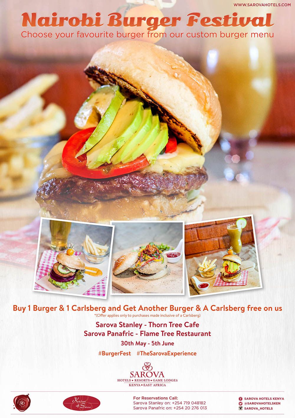 Easter Ad - Yummy Magazine