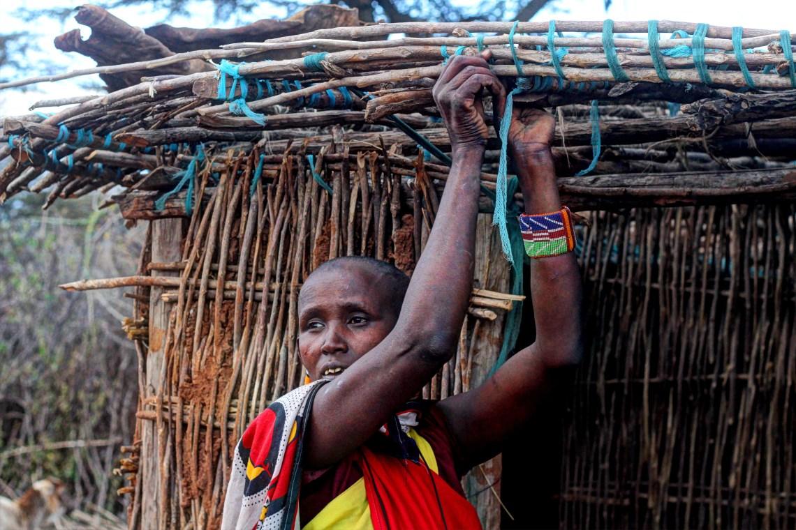 Maasai Mara_Woman1