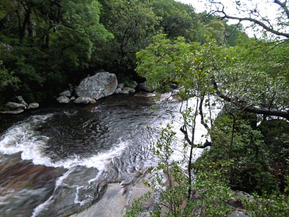 Mount Mulanje_river 2