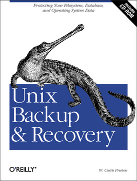 Unix Backup and Recovery Book
