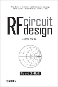 RF Circuit Design, 2nd Edition [Book]