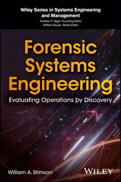 Forensic Systems Engineering Book