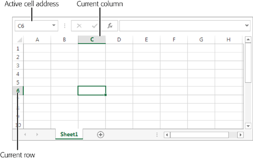 1. Creating Your First Spreadsheet - Excel 2013: The Missing Manual ...