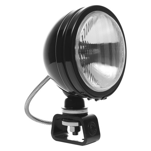 small resolution of kc hilites daylighter 6 halogen black spotlight set with wiring harness
