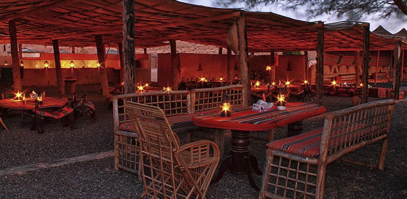 Safari Desert  Desert camp in Oman