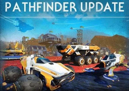 Pathfinder Update