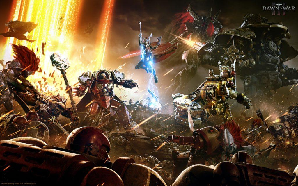 Dawn of War 3 Battaglia