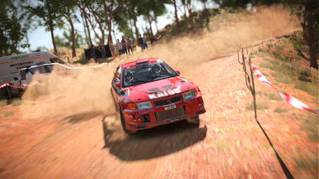 Dirt 4 official ps4