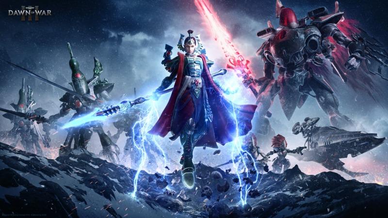 Dawn of war 3 Eldar