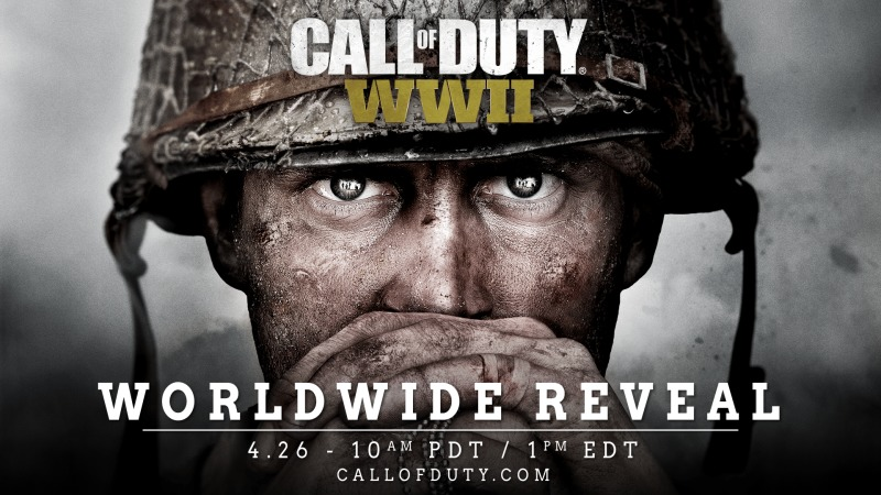 Trailer di Call of Duty WW II, Niente svastiche nel multiplayer di COD WWII, Call Of Duty WWII
