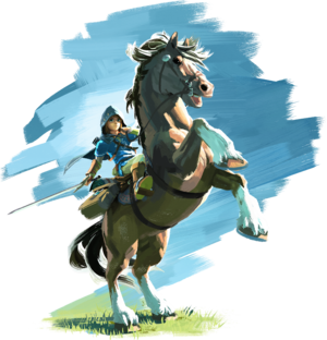 300px-BotW_Link_and_Epona_Artwork