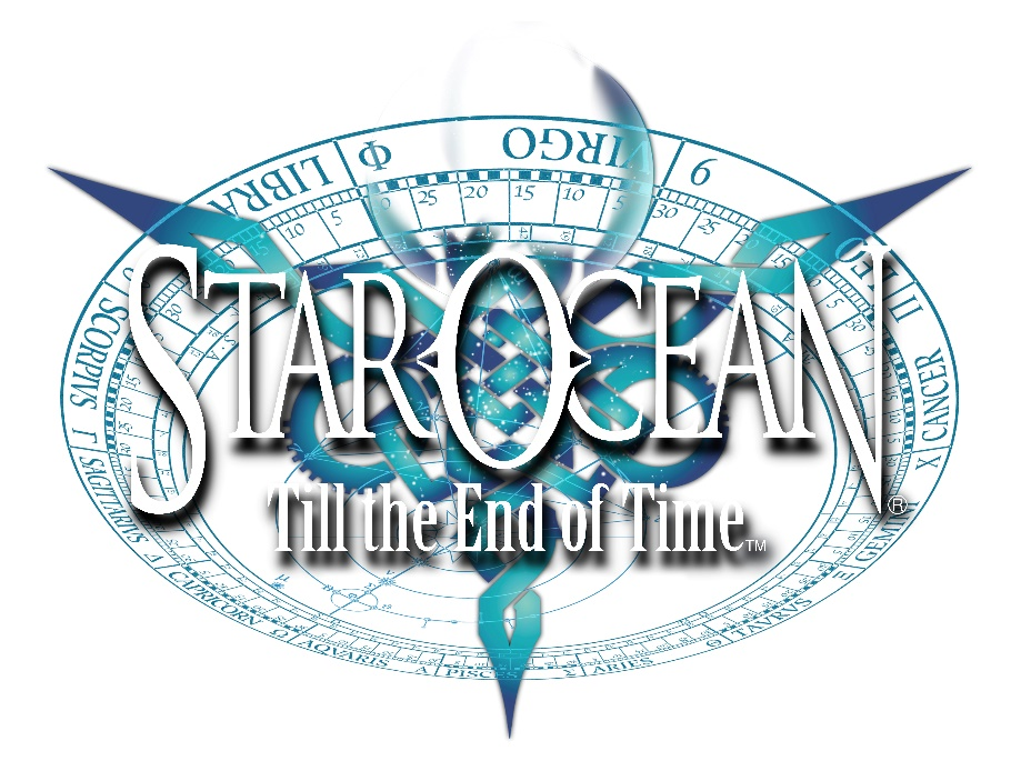 Star Ocean: Till The End Of Time Logo