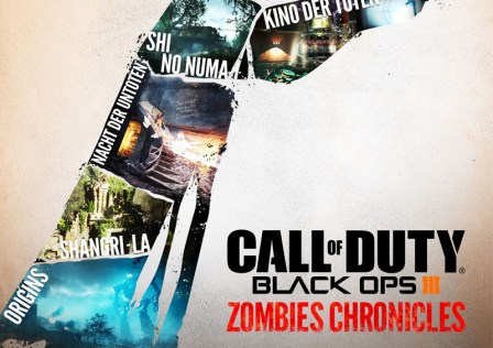DLC di Call of Duty: Black Ops III, Zombie Chronicles