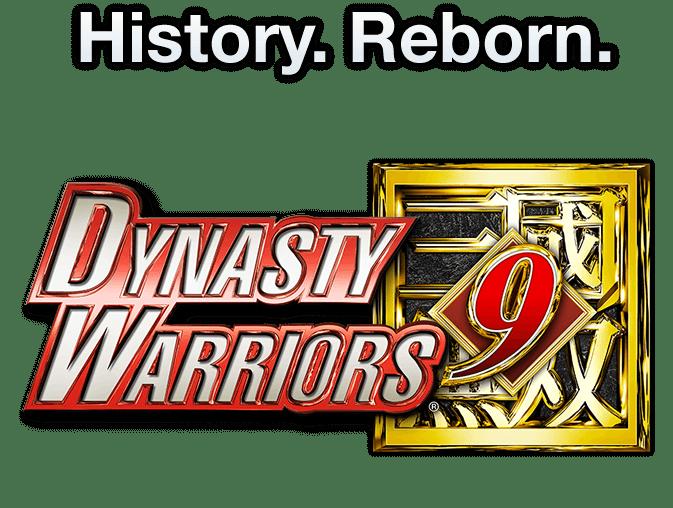 Dynasty Warriors 9 Logo