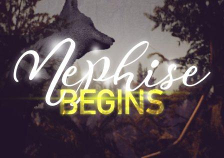 Nephise Begins logo