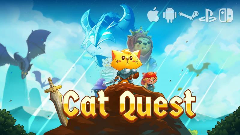 Cat Quest Logo