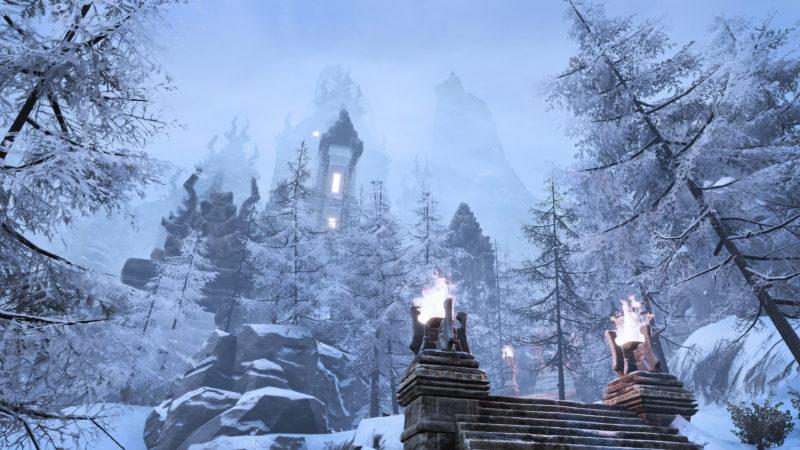 The Frozen North Screenshot