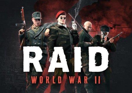 RAID World War II LOGO