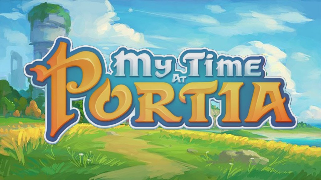 my time at portia logo