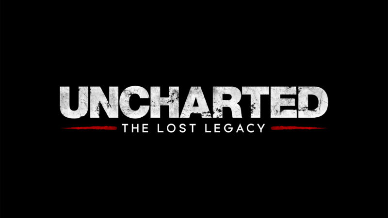 Logo Uncharted L'eredità Perduta