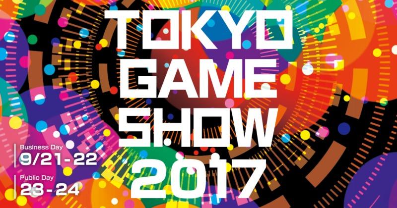 Tokyo Game Show 2017 Logo