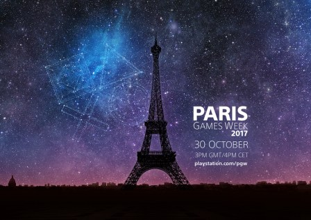 Paris Games Week 2017 – Live Stream Italiano