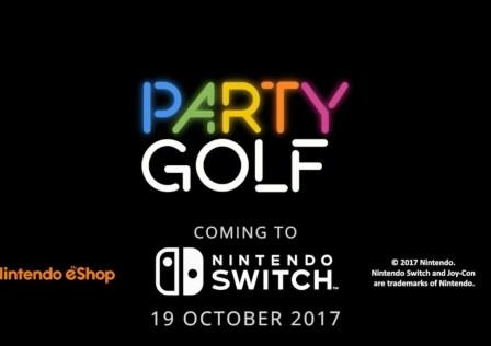 Party Golf Logo Switch