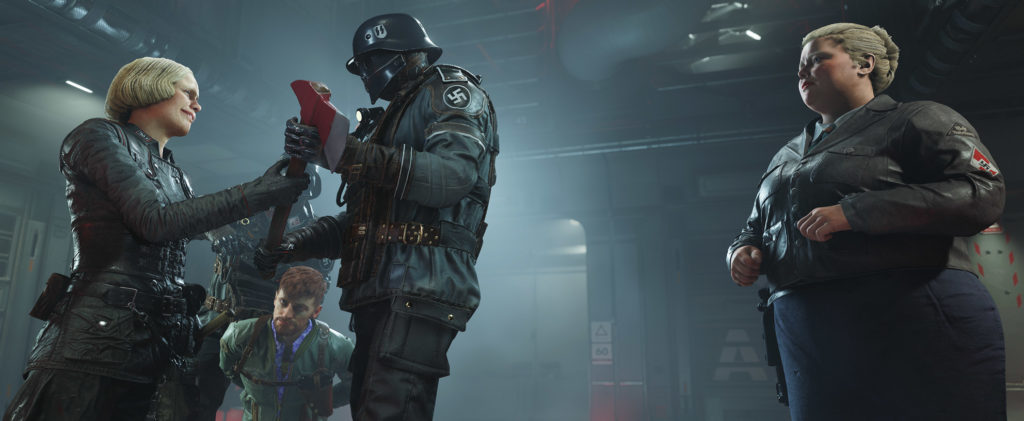 Recensione di Wolfenstein II: The New Colossus