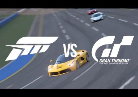 Forza Motorsport 7 Vs. Gran Turismo Sport