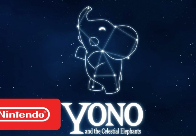 Yono-and-the-Celestial-Elephants Logo