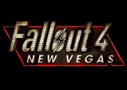 Fallout 4 New Vegas Logo
