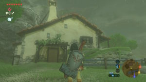 Casa Zelda BOTW