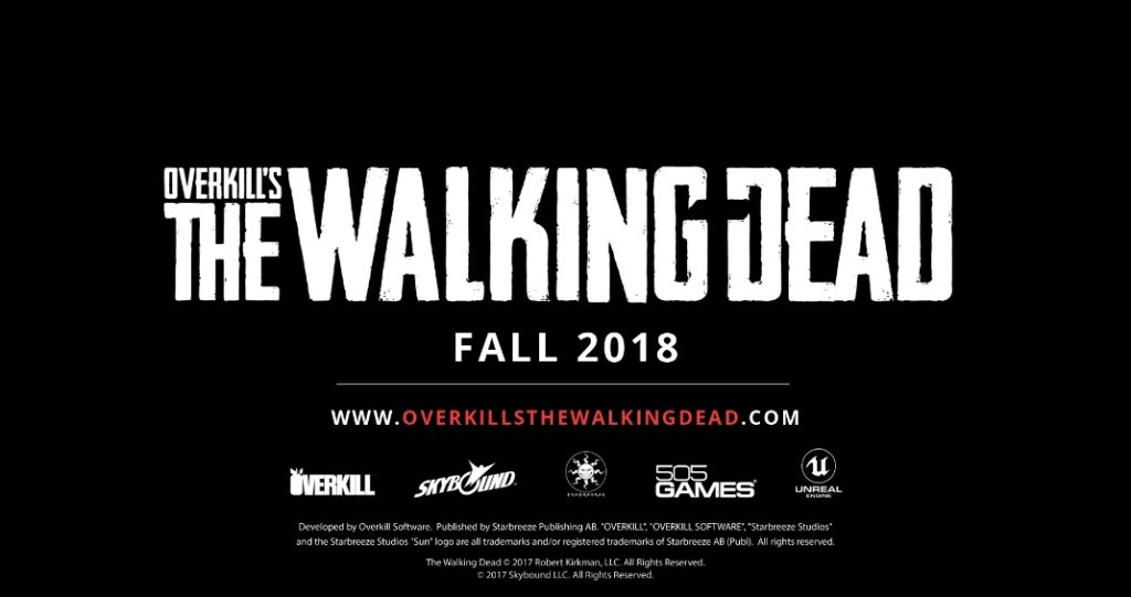 Overkill's: The Walking Dead