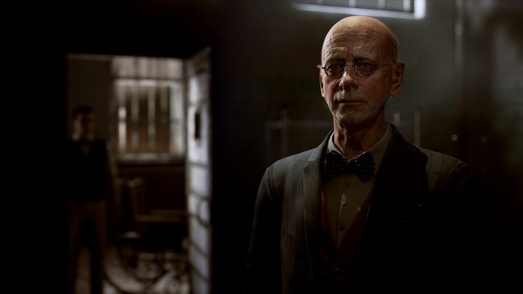 Il medico del Sanatorium di The Inpatient