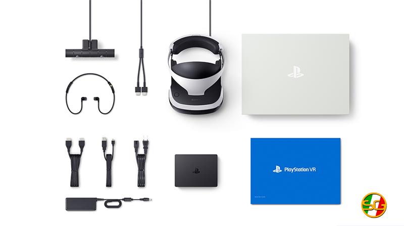 nuova versione di Playstation VR