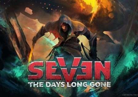 Seven_The_Days_Long_Gone_Logo