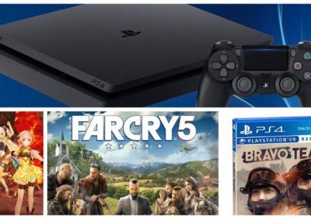 Prossime uscite PS4 Marzo 2018