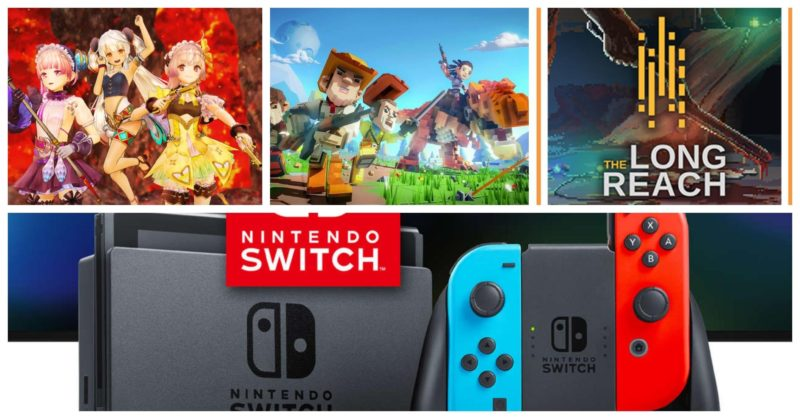 Prossime Uscite Nintendo Switch Marzo 2018