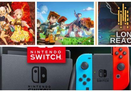 Uscite Switch Marzo 2018