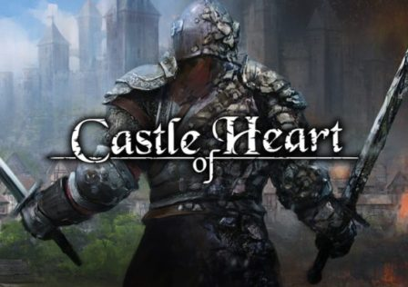 Castle Of Heart LOGO Switch