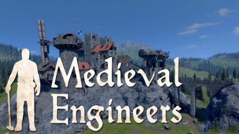 Medieval Engineers Logo