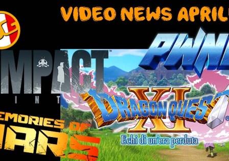 Video News Aprile