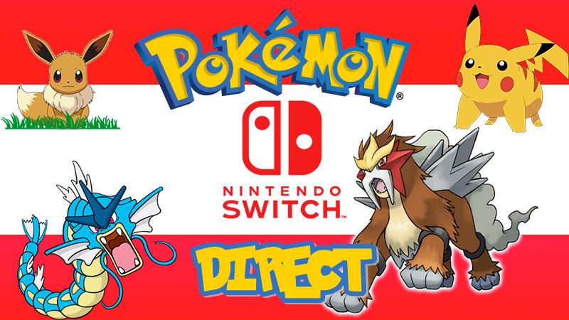 Nintendo Direct Pokemon