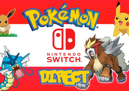 Nintendo Direct Pokemon