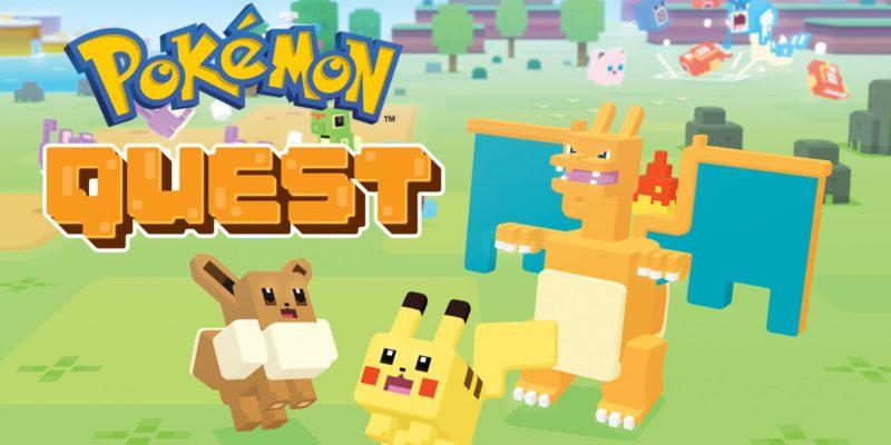 Pokemon Quest LOGO